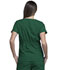 Photograph of WW Originals Women's Round Neck Top Green 4824-HUNW