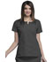 Photograph of WW Originals Women's Round Neck Top Gray 4824-PWTW