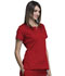 Photograph of WW Originals Women's Round Neck Top Red 4824-REDW