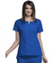 Photograph of WW Originals Women's Round Neck Top Blue 4824-ROYW