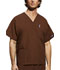 Photograph of WW Originals Unisex Unisex V-Neck Top Brown 4876-CHCW
