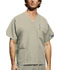 Photograph of WW Originals Unisex Unisex V-Neck Top Khaki 4876-KAKW