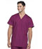 Photograph of WW Originals Unisex Unisex V-Neck Top Purple 4876-WINW