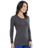 Photograph of WW Originals Women's Long Sleeve Underscrub Knit Tee Gray 4881-PWTW
