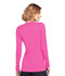 Photograph of WW Originals Women's Long Sleeve Underscrub Knit Tee Pink 4881-SHPW