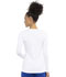 Photograph of WW Originals Women's Long Sleeve Underscrub Knit Tee White 4881-WHTW