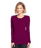 Photograph of WW Originals Women Long Sleeve Underscrub Knit Tee Purple 4881-WINW