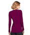 Photograph of WW Originals Women's Long Sleeve Underscrub Knit Tee Purple 4881-WINW