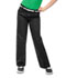 Photograph of Girls Adj. Waist Pleat Front Pant