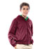 Photograph of Classroom Child's Unisex Youth Unisex Zip Front Bomber Jacket Purple 53402-BUR