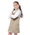 Photograph of Classroom Girl's Girls Princess Seam Jumper Brown 54912-KAK