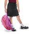 Photograph of Classroom Girl's Girls Pleated Tab Scooter Black 55122A-BLK