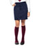 Photograph of Classroom Junior\'s Juniors A-Line Skirt Blue 55834-DNVY
