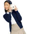 Photograph of Classroom Junior's Cardigan Blue 56424-DNVY