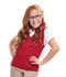 Photograph of Youth Unisex V- Neck Sweater Vest