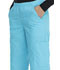 Photograph of ScrubStar Canada Women Women's Pull-On Cargo Pant Blue 7008-TRQW