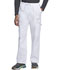 Photograph of Gen Flex Men's Men's Drawstring Cargo Pant White 81003-DWHZ
