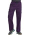 Photograph of Gen Flex Men Men's Drawstring Cargo Pant Purple 81003-EGPZ