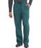 Photograph of Gen Flex Men's Men's Drawstring Cargo Pant Green 81003-HTRZ