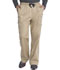Photograph of Gen Flex Men's Men's Drawstring Cargo Pant Khaki 81003-KHIZ