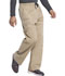 Photograph of Dickies Gen Flex Men's Drawstring Cargo Pant in Dark Khaki
