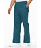 Photograph of Dickies EDS Signature Men's Zip Fly Pull-On Pant in Caribbean Blue