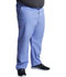 Photograph of EDS Signature Men's Men's Zip Fly Pull-On Pant Blue 81006-CIWZ