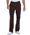 Photograph of EDS Signature Men Men's Zip Fly Pull-On Pant Brown 81006-ESP