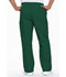 Photograph of Dickies EDS Signature Men's Zip Fly Pull-On Pant in Hunter