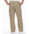 Photograph of Dickies EDS Signature Men's Zip Fly Pull-On Pant in Dark Khaki