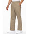 Photograph of EDS Signature Men Men's Zip Fly Pull-On Pant Khaki 81006-KHIZ
