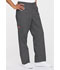 Photograph of EDS Signature Men's Men's Zip Fly Pull-On Pant Gray 81006-PTWZ
