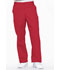 Photograph of EDS Signature Men's Men's Zip Fly Pull-On Pant Red 81006-REWZ