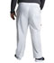 Photograph of EDS Signature Men Men's Zip Fly Pull-On Pant White 81006-WHWZ