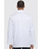 Photograph of Gen Flex Men's 31 Men's Snap Front Lab Coat White 81403-DWHZ