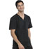 Photograph of Dickies Gen Flex Men's V-Neck Top in Black