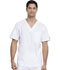 Photograph of Gen Flex Men's Men's V-Neck Top White 81722-DWHZ