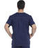 Photograph of Dickies Gen Flex Men's V-Neck Top in D-Navy