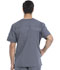 Photograph of Gen Flex Men Men's V-Neck Top Gray 81722-PEWZ