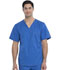 Photograph of Gen Flex Men's Men's V-Neck Top Blue 81722-RYLZ