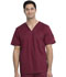 Photograph of Gen Flex Men's Men's V-Neck Top Red 81722-WINZ