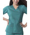 Photograph of Dickies Gen Flex Mock Wrap Top in Teal