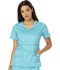 Photograph of Gen Flex Women's Mock Wrap Top Blue 817355-ITQZ