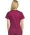 Photograph of Dickies Gen Flex Mock Wrap Top in Mulberry