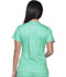 Photograph of Dickies Gen Flex Women's Mock Wrap Top Green 817355-MTDR