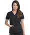 Photograph of Dickies Gen Flex V-Neck Top in Black