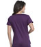 Photograph of Gen Flex Women V-Neck Top Purple 817455-EGPZ