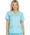 Photograph of Gen Flex Women's V-Neck Top Blue 817455-ITQZ