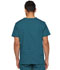 Photograph of Dickies EDS Signature Men's V-Neck Top in Caribbean Blue
