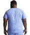 Photograph of EDS Signature Men Men's V-Neck Top Blue 81906-CIWZ